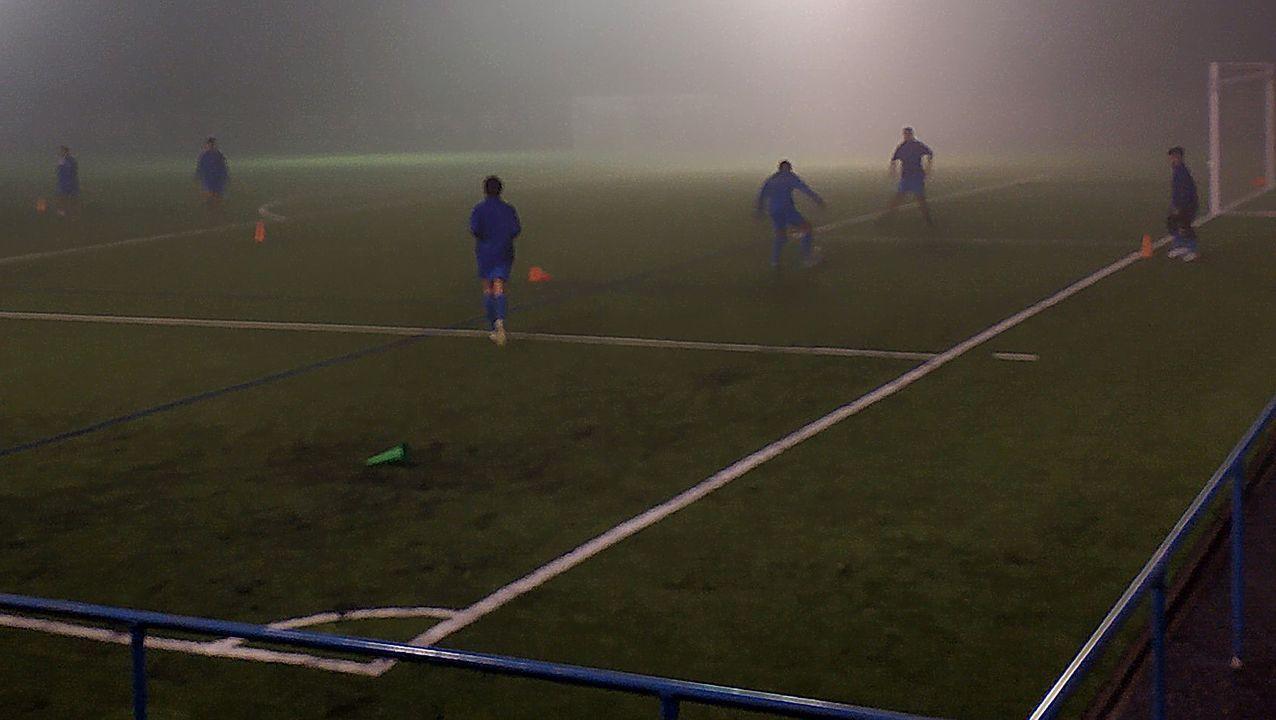 Los campos de fútbol en Galicia siguen sin arreglar sus peligrosas vallas