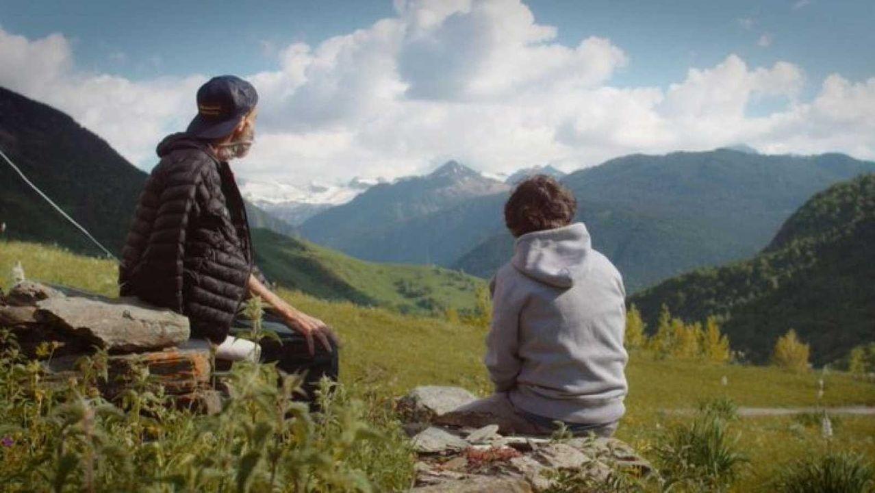 Escena del documental de Jordi Évole que ofrece la última entrevista de Pau Donés