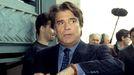 Bernard Tapie, en una imagen de 1996