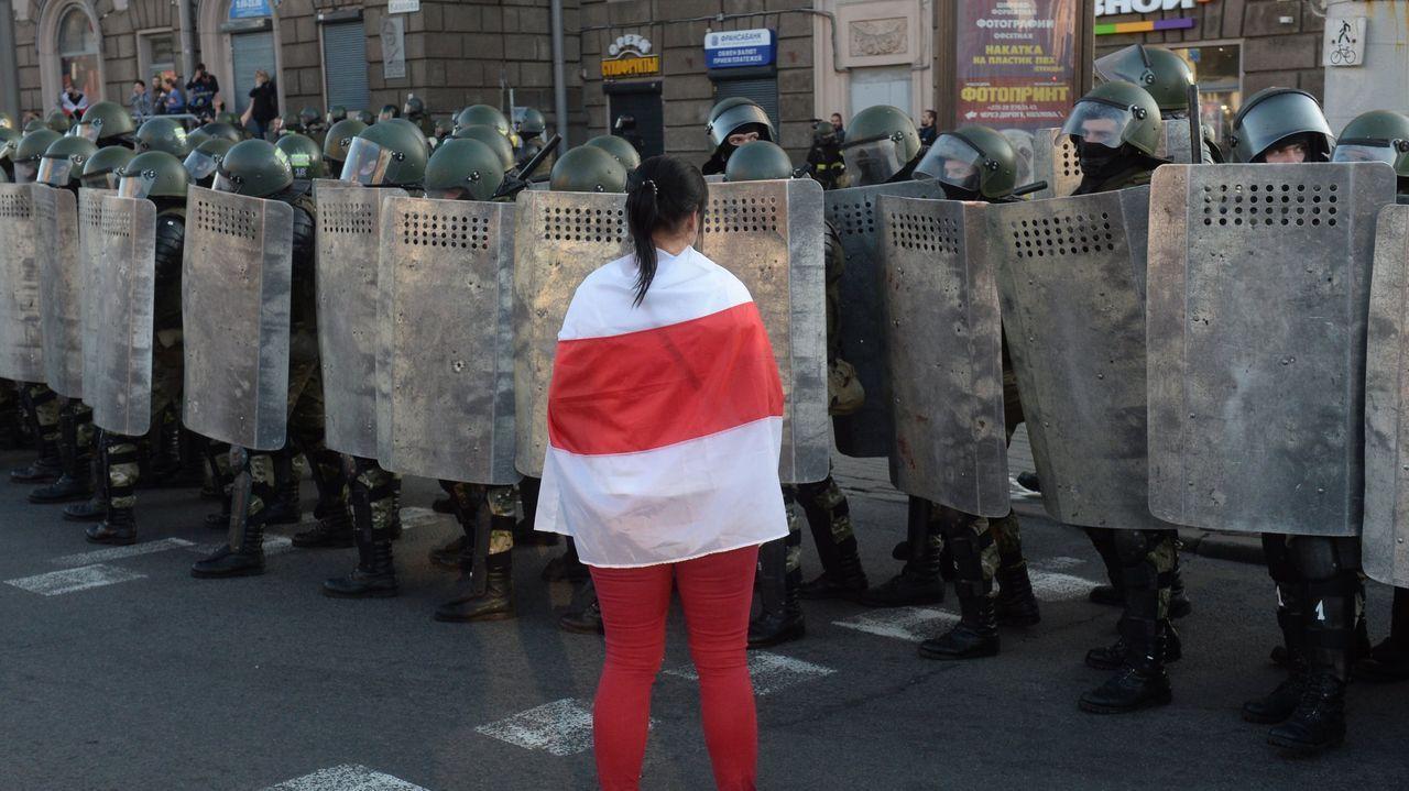 El pasado domingo tuvo lugar una nueva protesta de la oposición en Minsk