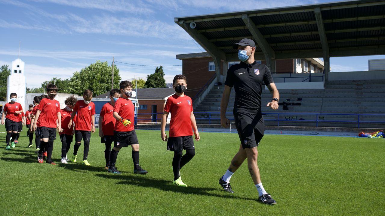 El prestigio de los formadores del club colchonero es conocido por sus años de exitosa trayectoria.