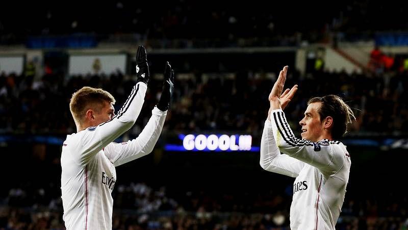 Real Madrid-San Lorenzo, en imágenes.Belmonte tendrá un Mundial como ensayo de Río.