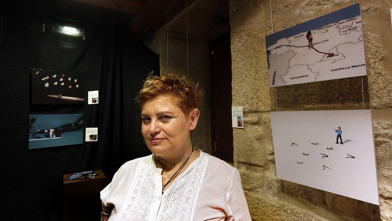 Raquel Queizás actuará en la Biblioteca Nodal