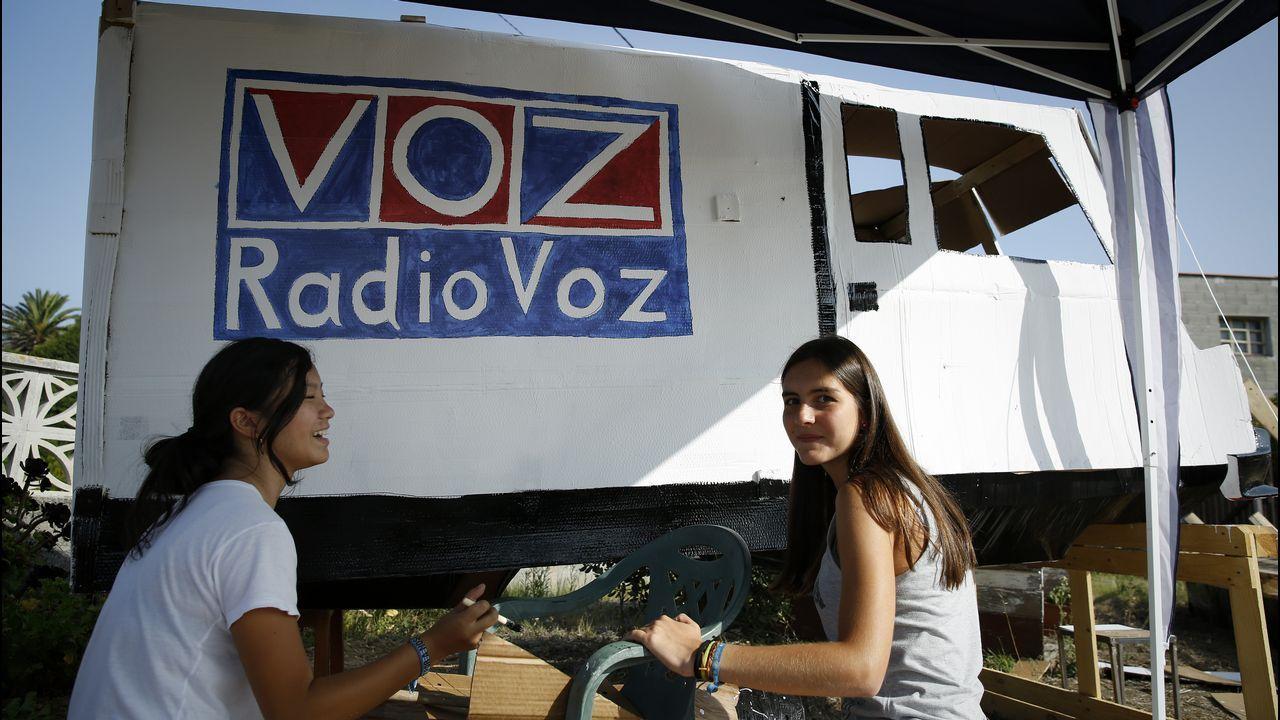 Presentación de La Zona en el Festival de Sitges