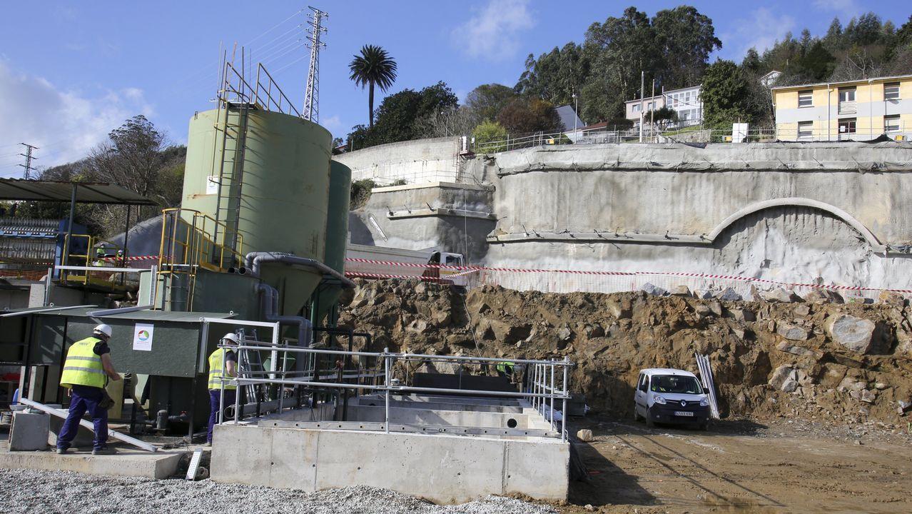 El alijo recuperado frente a la costa lucense se eleva hasta casi 3.000 kilos de coca.El inicio de la perforación desde A Graña está prevista para el mes de marzo