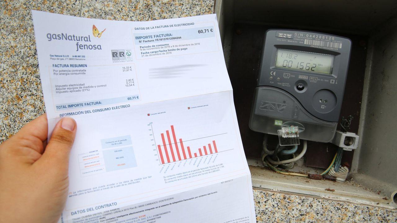 Esta factura de Gas Natural Fenosa es historia; ahora se denomina Comercializadora Regulada Gas & Power o Naturgy Iberia, si el contrato es de mercado libre
