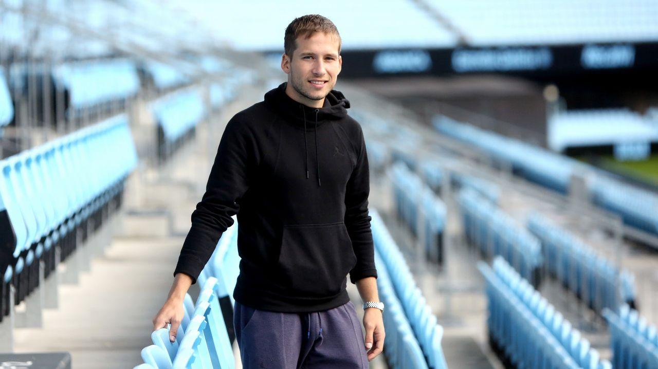 Hjulsager:«Siento que estoy mejorando, pero necesito demostrarlo»