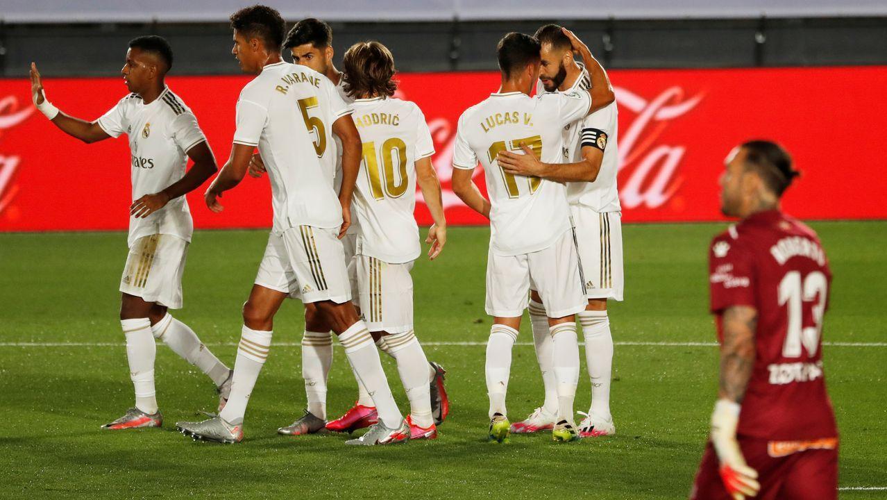 Galicia busca protagonismo en la Liga