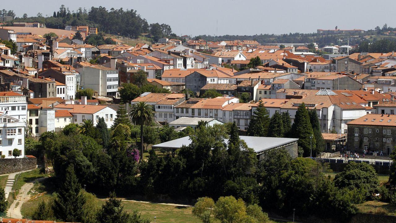 El Día de Galicia, en imágenes.Ángel Mato, actual alcalde de Ferrol por el PSOE