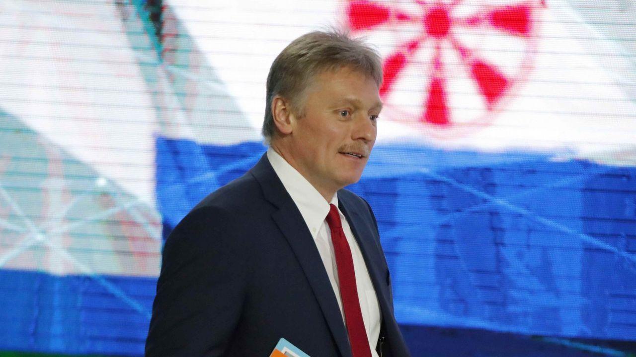 Ortega Smith: «Sin las Navas de Tolosa, sin la Batalla de Lepanto y sin Carlos V, las señoras de esta sala vestirían el burka».Peskov trabaja para Putin desde el 2000