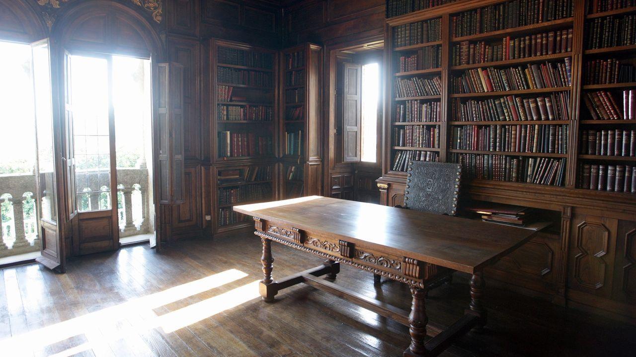 meiras.Imagen de archivo de la biblioteca