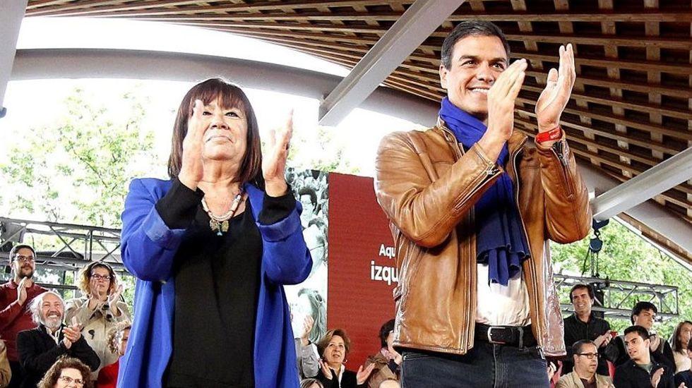 El PSOE exhibe imagen de unidad en su Congreso federal.Pedro Sánchez