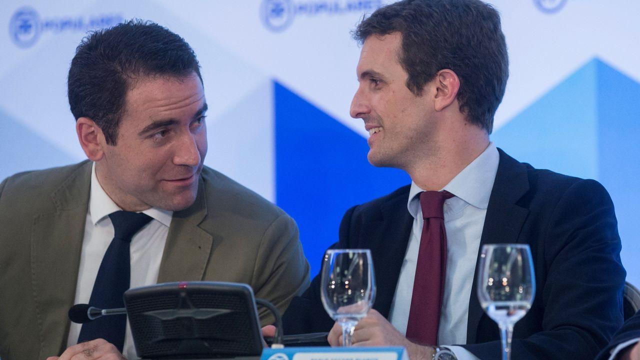 Rivera y Arrimadas retiran los polémicos lazos amarillos en un pueblo de Barcelona.Comité Ejecutivo Nacional