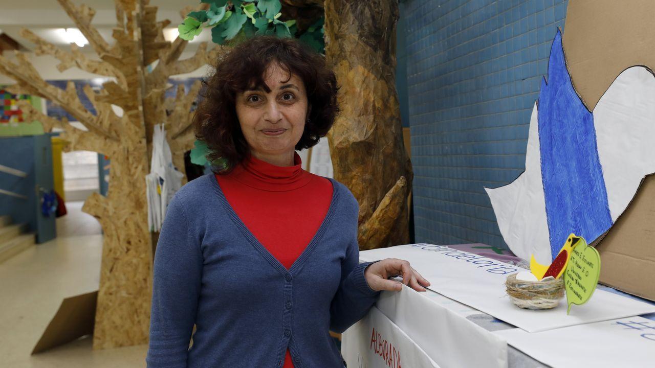 Zúñiga, en la presentación de uno de sus libros en el año 2003