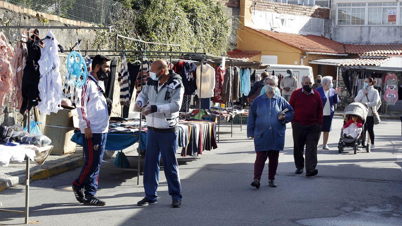Ourense es el área sanitaria (y la provincia) con más municipios que llevan al menos cuatro semanas sin contagios