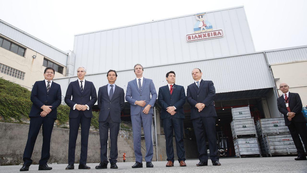 Nueva sede de la Audiencia Provincial de A Coruña