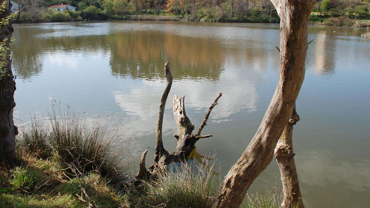 A Lagoa de Mera