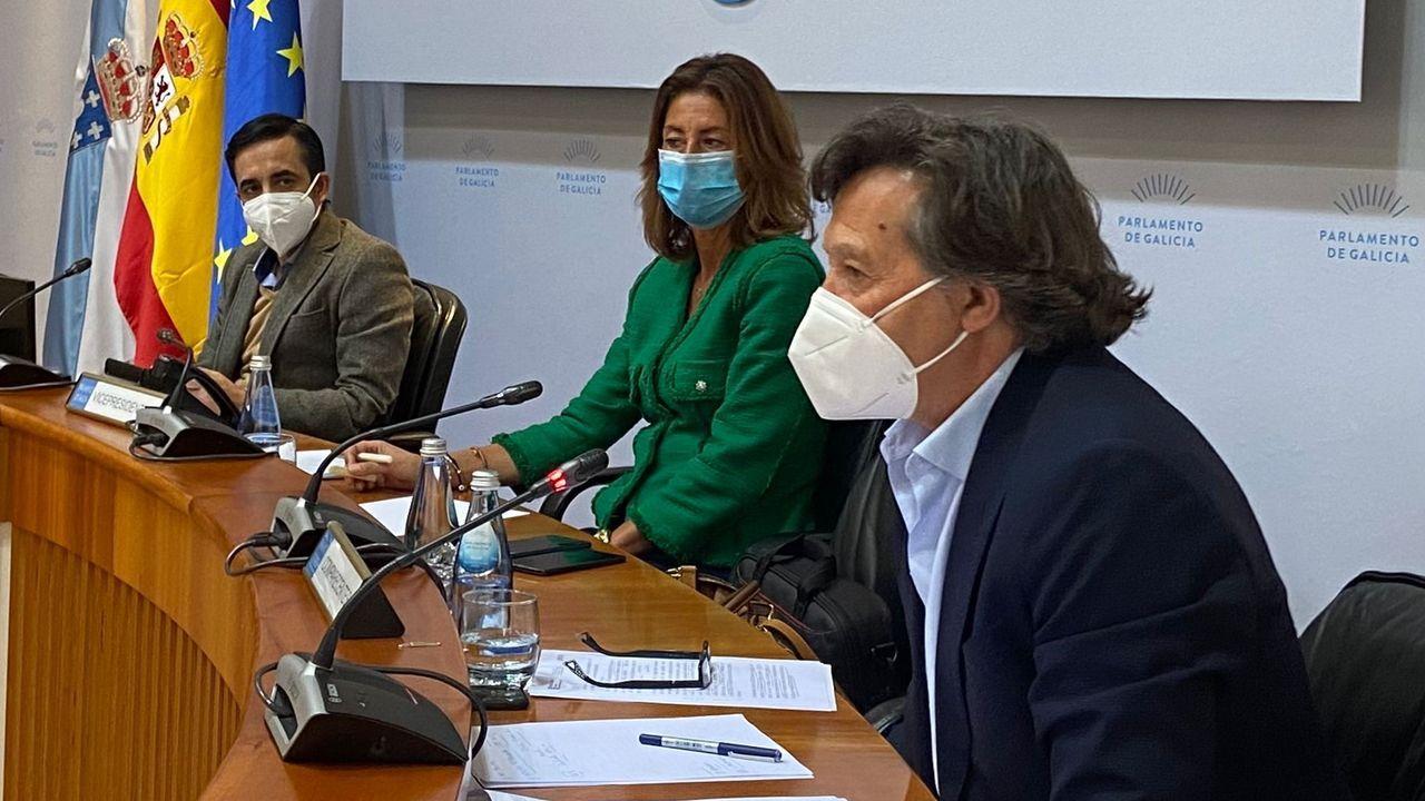 José Ramón Lete Lasa, en su intervención parlamentaria