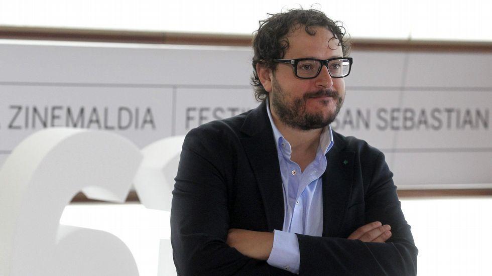 Dani de la Torre, director de «El desconocido».