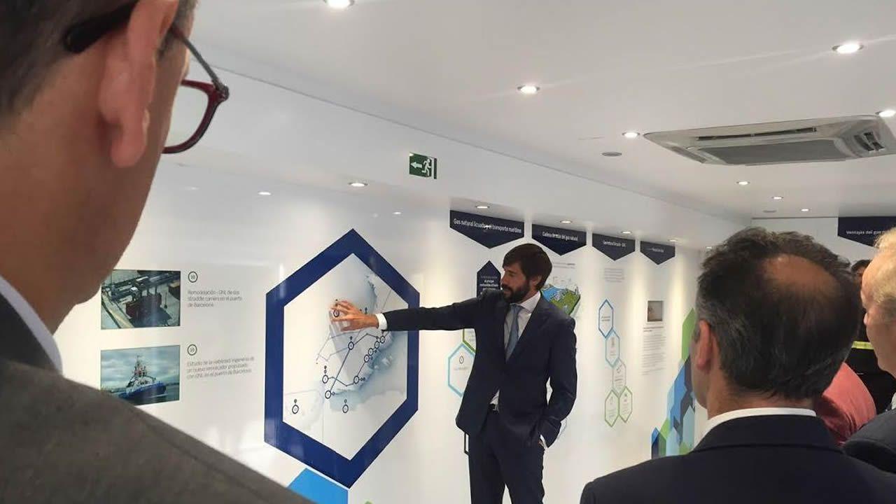 «El gas renovable puede ser la energía de transición perfecta mientras el futuro eléctrico no sea sostenible».Emilio Bruquetas es el director general de Reganosa
