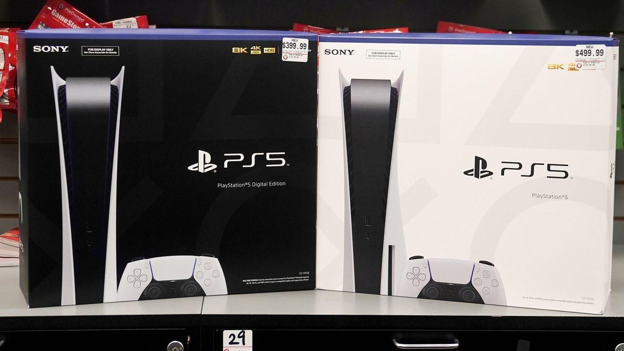 La consola salió a la venta hace unos dias en EE. UU.