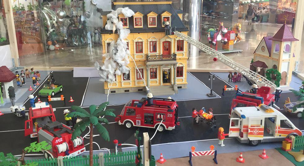 Imagen de archivo de piezas de Playmobil