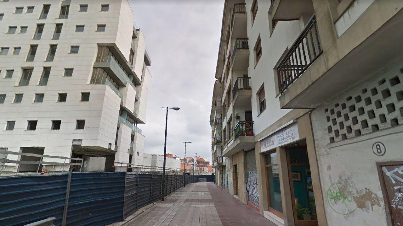 Calle Indalecio Prieto