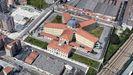 La antigua cárcel modelo de Oviedo, hoy sede del archivo histórico del Principado