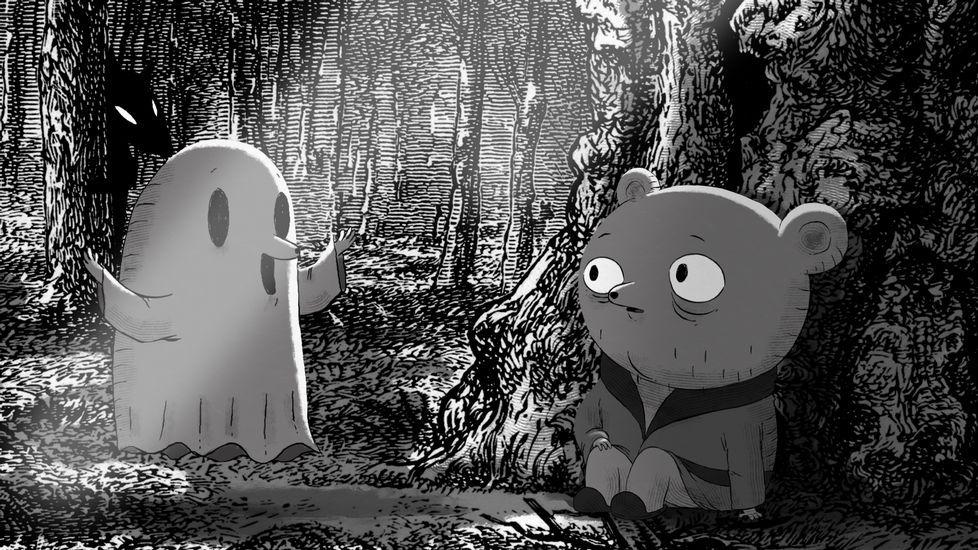 Corto de animación | Alberto Vázquez, por «Decorado»