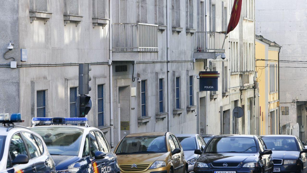 Primer domingo de fase 1 en Galicia: nadie se queda en casa.Santiago Abascal, dutante una sesión del Congreso celebrada el pasado abril