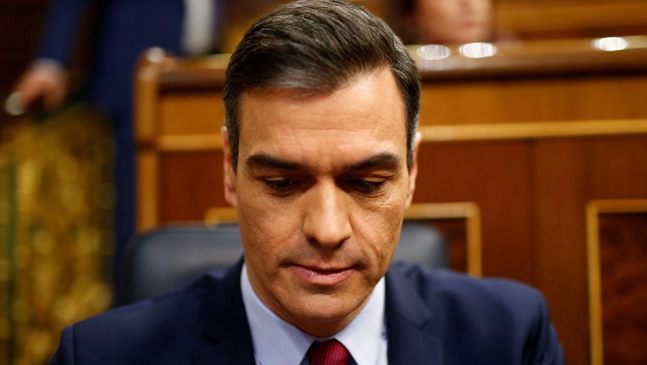 ¿Qué es el PIN parental?.Pedro Sánchez, al finalizar la segunda sesion del pleno de investidura el pasado día 5