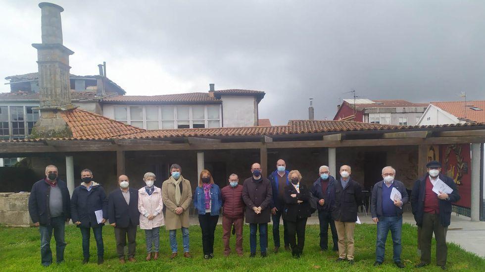 O padroado da Fundación Curros Enríquez reuniuse en Celanova