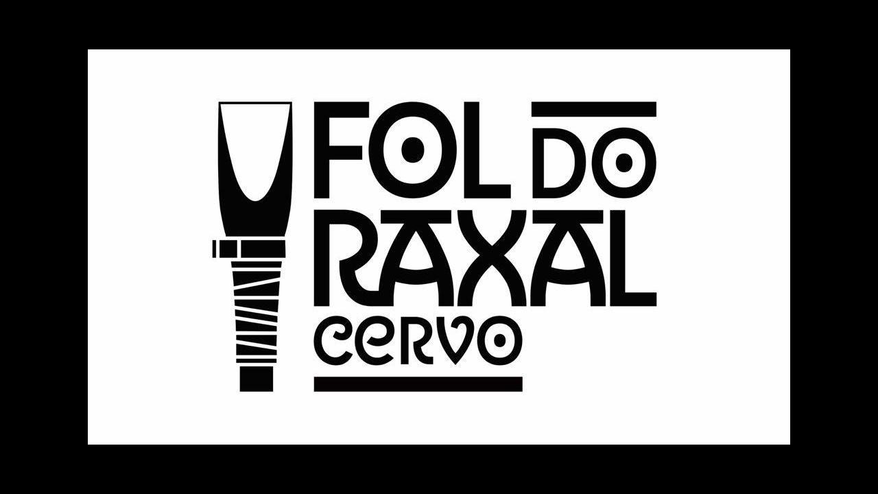Logo da asociación músico-cultural Fol do Raxal, deseño de Diego G. Cereijo