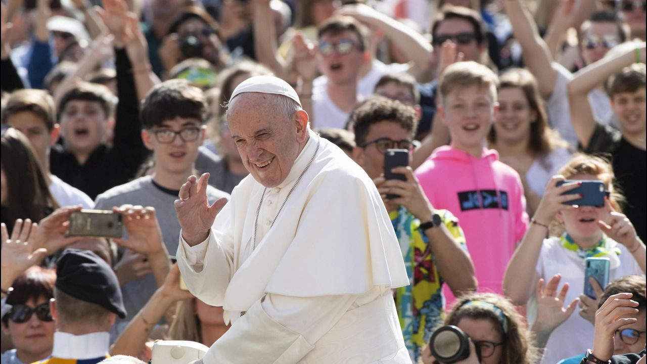 El papa, este domingo en Bulgaria