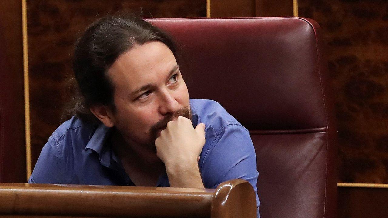 Luís Villares defiende la suspensión cautelar de las primarias