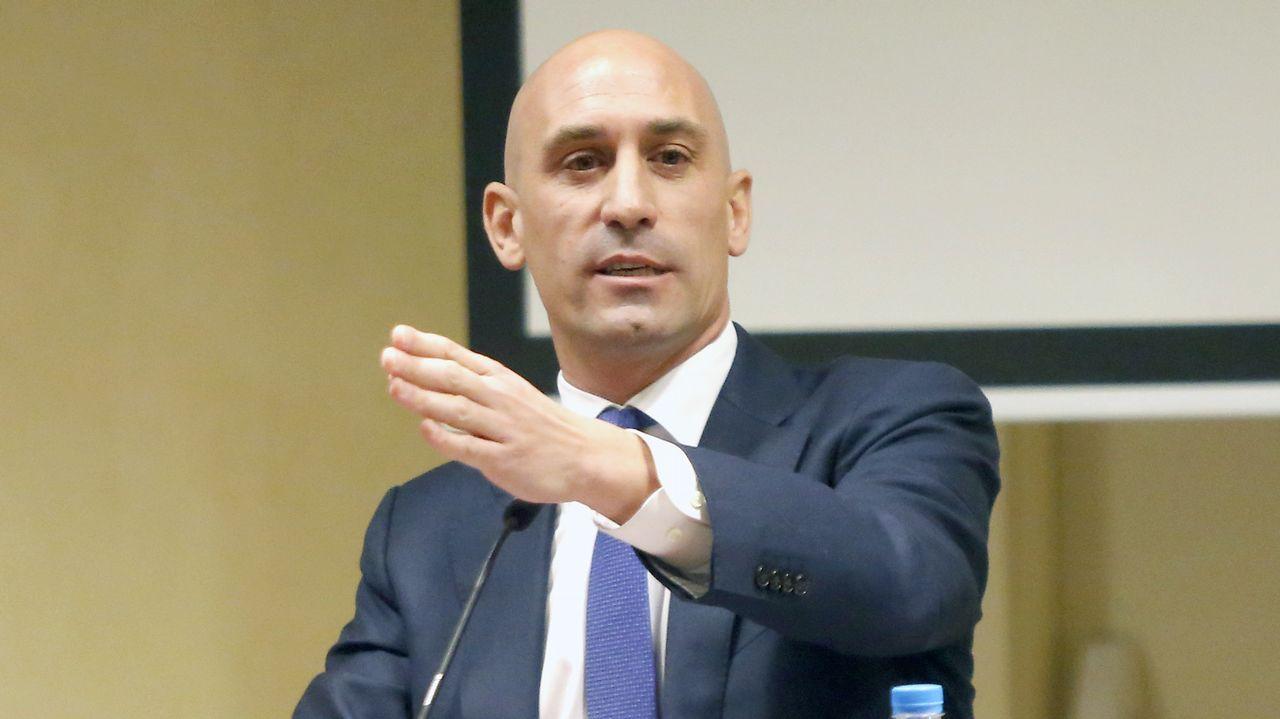 Luis Rubiales dimitió de su cargo en la AFE para pelear por la presidencia de la federación