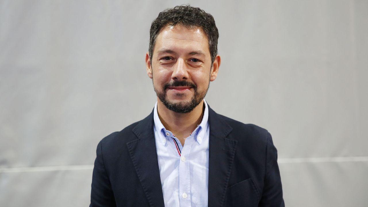 Moisés Blanco, exdiputado del PP