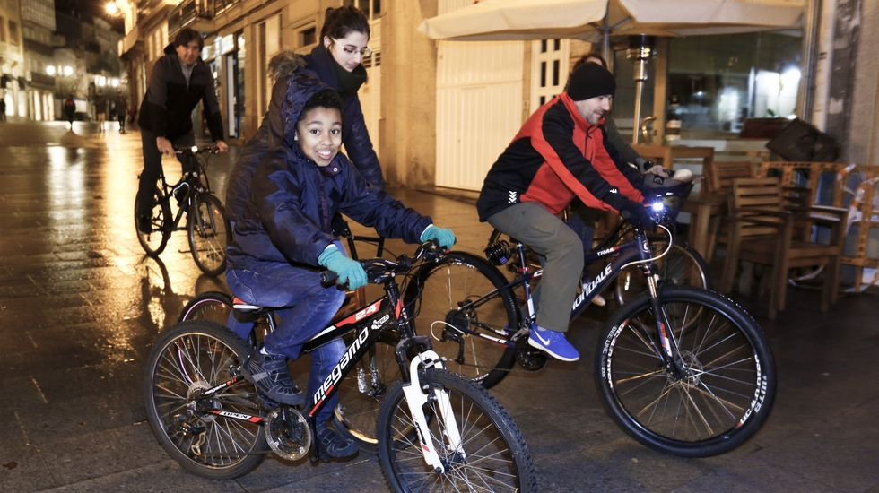 Cuenta atrás para el día de Difuntos.La Masa Crítica vuelve a organizar otra ruta en bicicleta