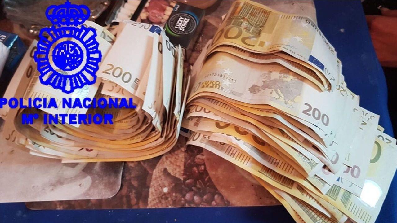 Marcha Solidaria Fina Acuña de ADICAM (contra el cáncer).El millonario portugués, en una foto durante uno de sus viajes