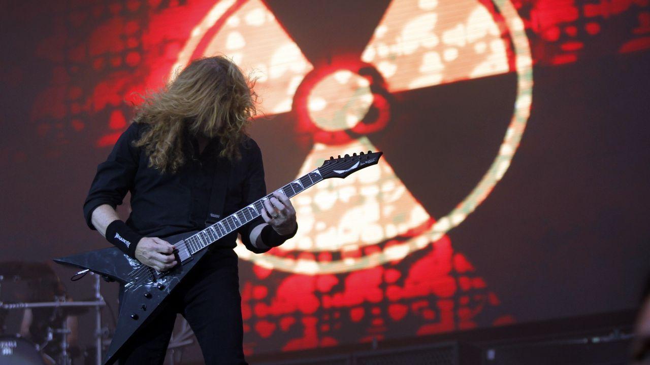 Megadeth acelera el Resurrection