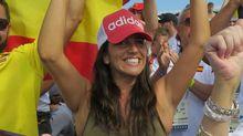 Emoción en Río al lograr la medalla Toro y Craviotto