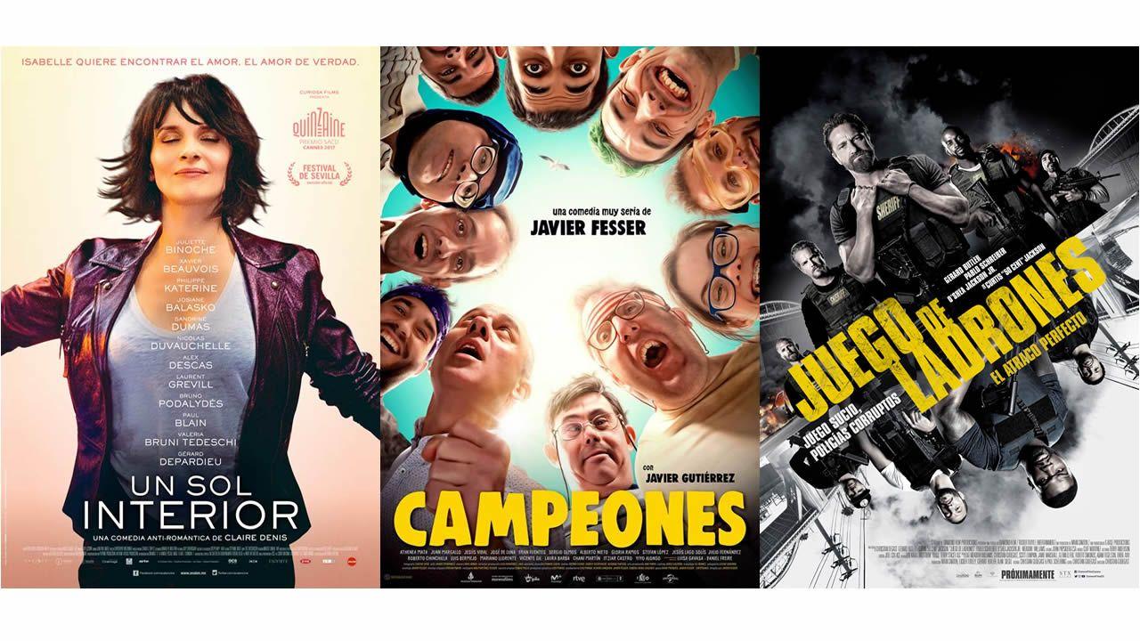 Cartelera: estrenos de cine para un fin de semana lluvioso.Manifestación por la liberación de Assange