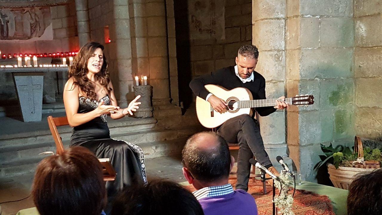 Los motivos de la Ribeira Sacra para ser Patrimonio de la Humanidad.Los Balcóns de Madrid tendrán wifi