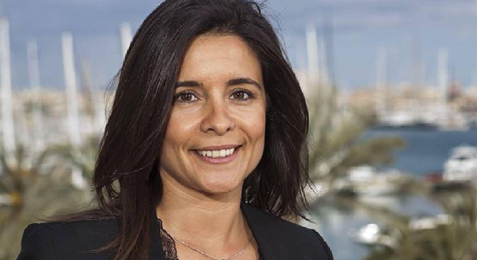 Natalia Seoane es de Sada (A Coruña) y dirige dos hoteles Meliá en Palma de Mallorca