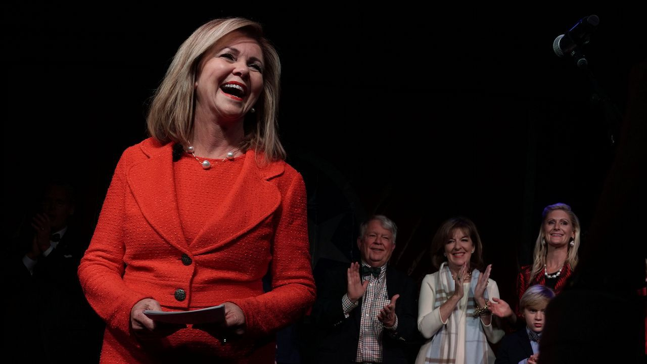 La republicana Marsha Blackburn