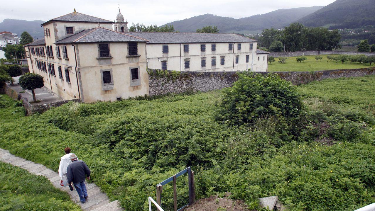¿Qué pasó en el convento de Valdeflores?