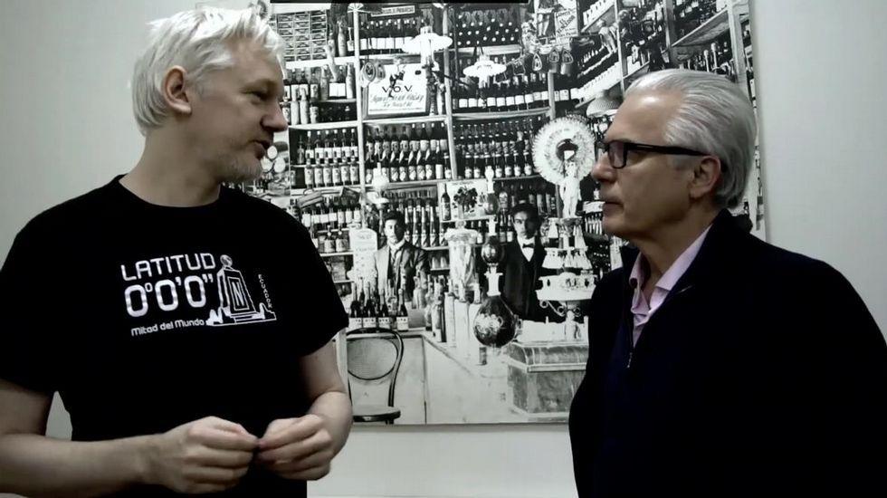 Asesinada una periodista que había acusado al Gobierno de Malta de corrupción.Julian Assange