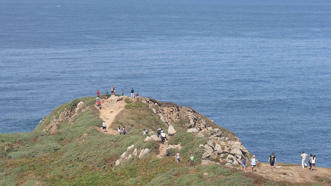 Los focos que alumbraban el golfo Ártabro.