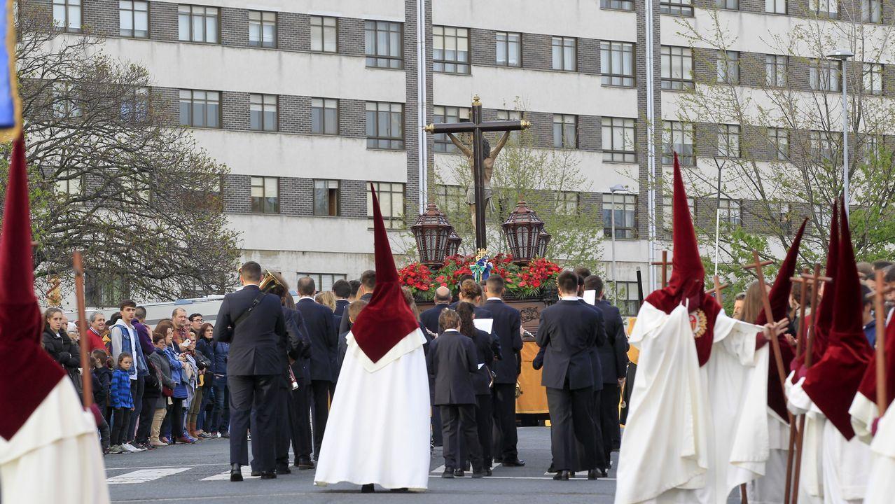 Jueves Santo   Procesión de la Pontificia, Real e Ilustre Cofradía de Nuestra Señora de las Angustias