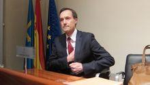 El Consejero Delgado de Liberbank, Manuel Menéndez,
